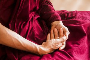 Meditation hands from Pixabay