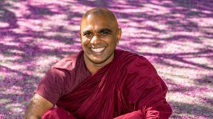 Bhante Sathi, Director of Metta Meditation Center in Janesville, MN