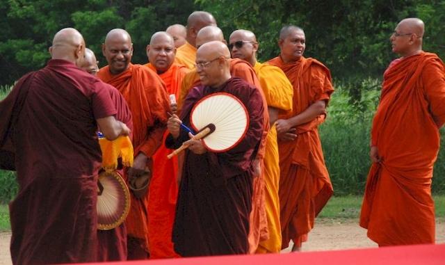 Bhante Mahinda, Bhante Sumanawansa, Bhante Koddanna