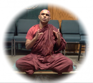 Bhante Sathi teaching