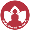 Triple Gem of the North Logo